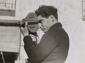 Die Aufnahme erstellte Gerda Taro: Sie war Fotografin und bis zu ihrem Tod 1937 Lebensgefährtin von Robert Capa.