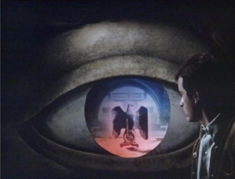 """Filmstill aus: Hans-Jürgen Syberberg, """"Hitler, ein Film aus Deutschland"""", 1977 © Hans-Jürgen Syberberg mit freundlicher Genehmigung"""