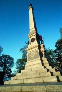Archiv-August #6: Denkmäler für eine verlorene Sache
