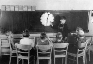 Reform-Volksschulen in Bildern
