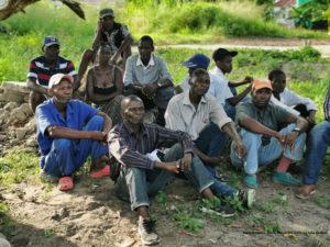 Für Entschädigungszahlungen an die ehemaligen mosambikanischen Vertragsarbeiter:innen