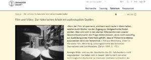 Ad fontes Ad fontes: Eine Einführung in den Umgang mit Quellen im Archiv