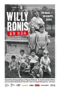 Willy Ronis fotografiert in der DDR